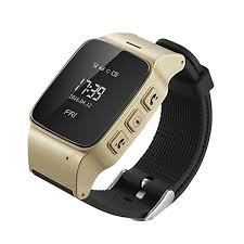 D99 Smartwatch with GPS Tracking