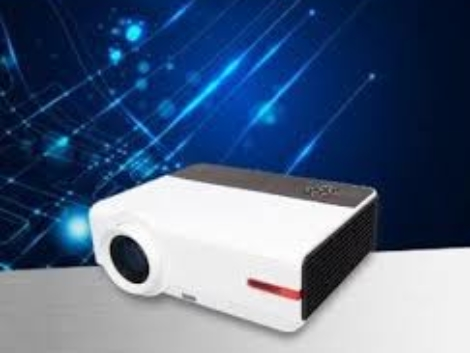 Full 3D High Definition LED Projector With 3200 Lumens