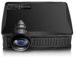 High Powered Owlens 2017 SD60 Wifi and TV Projector with 1080p