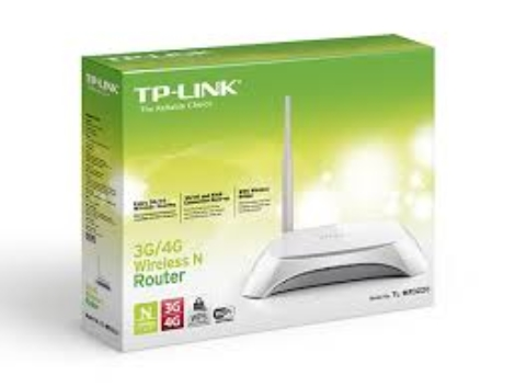 TP-Link 3G 4G Wireless N Router - TL-MR3220