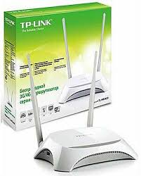TP-Link 3G 4G Wireless N Router TL-MR3420