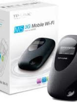 TP-Link 3G Mobile Wi-Fi with Internal 3G Modem - M5350