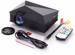 UC 46 Wifi Mobile Projector With 1200 Lumens