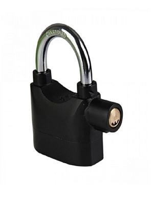alarm security safety padlock kinbar