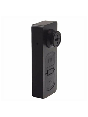 mini button hidden camera with video and voice recorder for shirt