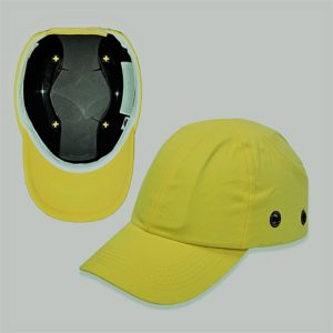 universal head fashion safety hard hat head protection cap yellow