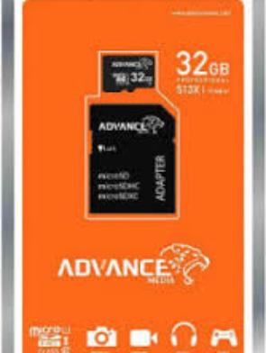 Advance SDHC 32GB Micro Memory Card