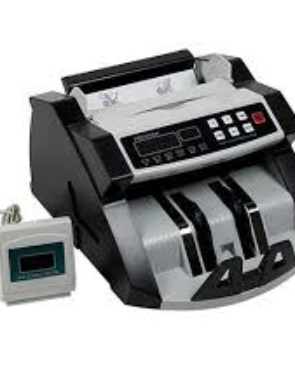 Bill Counting Machine with Automatic Fake Note Detector