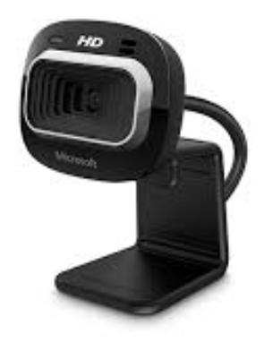 Microsoft Digital PC Webcam HD-3000 – Black